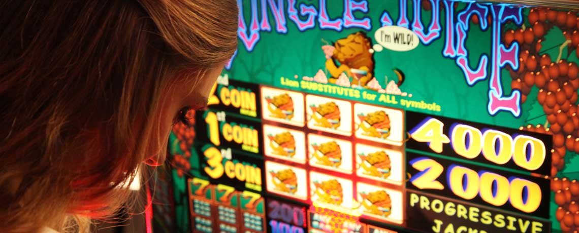 Slot Machines mieten - Spielautomaten für Ihre Firmenfeier