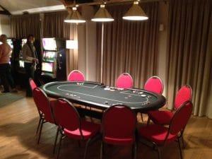 Poker mieten - Poktertisch